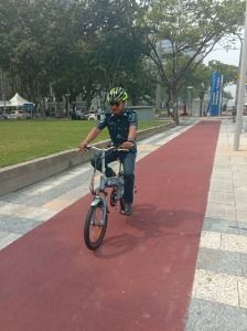 Urban Mobility for City Bikers