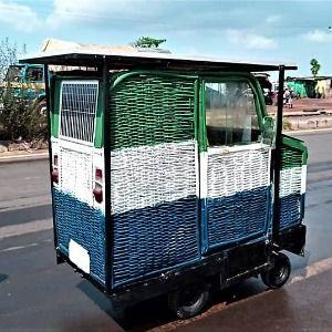 Imagination solar powered car