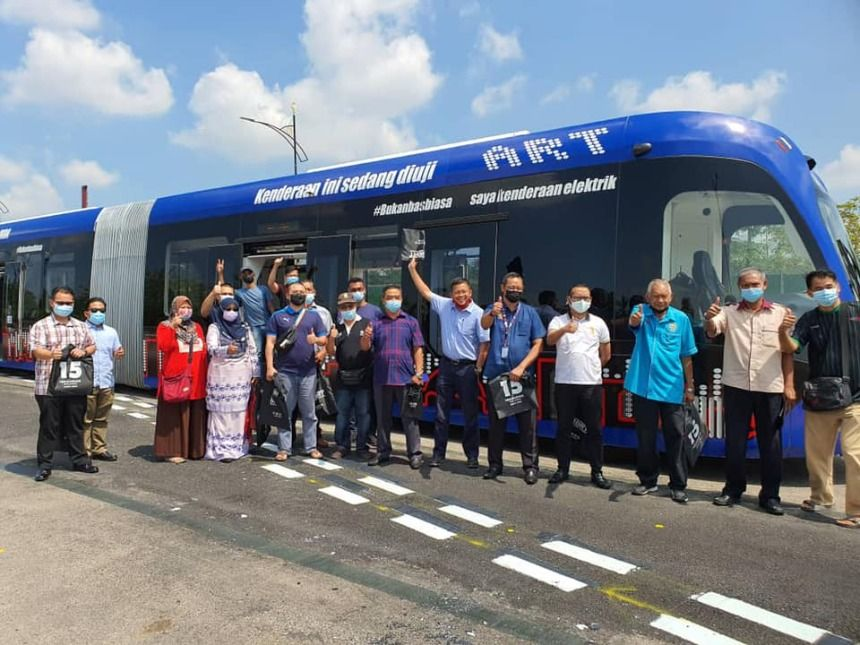 Bus Rapid Transit at Iskandar Malaysia: Addressing Last Mile Connectivity Issues