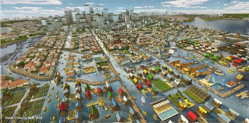 African Water Cities