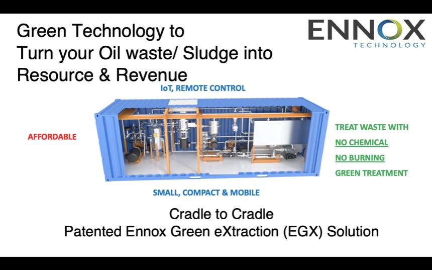Ennox Green Extraction (EGX)